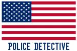 Ameircan Police Detective