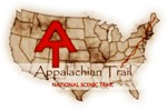 U.S. & Appalachian Trail Map
