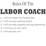 RULES OF THE LABOR COACH