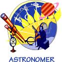 Astronomer T-shirts, Astronomer T-shirt