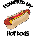 Powered By Hot Dogs