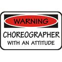 Choreographer T-shirt, Choreographer T-shirts
