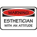Esthetician T-shirt, Esthetician T-shirts