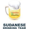 Sudanese Drinking Team