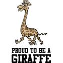 Proud To Be A Giraffe