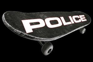Skateboard Police