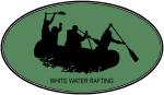 White Water Rafting (euro-green)