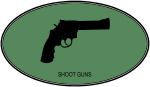 Shoot Guns (euro-green)