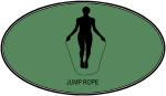 Jump Rope (euro-green)