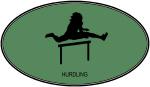 Hurdling (euro-green)