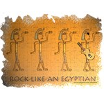 Rockin Egyptian