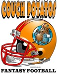 FFL Couch Potatos Helmet