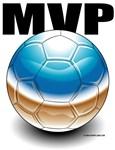 MVP Chrome Soccer Ball