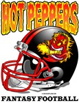 FFL Red Hot Chili Peppers Helmet