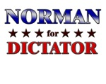NORMAN for dictator
