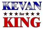 KEVAN for king