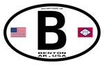 Benton Euro Oval