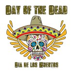 Day of the Dead-Dia De Los Muertos-Candy skull
