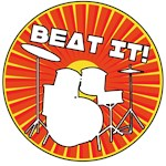Beat it-Drums