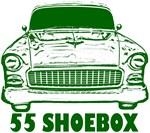 GREEN 55 SHOEBOX