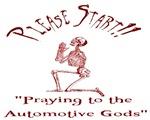 Please Start!!-Praying to the Automotive Gods