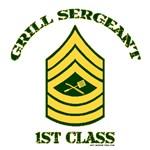 GRILL SERGEANT-1ST CLASS
