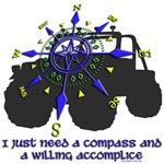 I need a compass...4x4