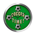 SOCCER TIME! (Clock)
