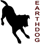 Earthdog T-shirts, stickers and more