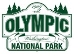 Olympic National Park Sign Design