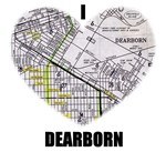 I LOVE DEARBORN (MICHIGAN)