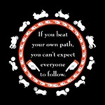If You Beat Your Own Path