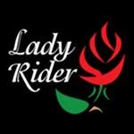 Red Rosebud Lady Rider