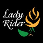 Orange Rosebud Lady Rider