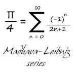 Madhava-Leibniz Series