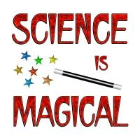 <b>SCIENCE IS MAGICAL<b/>