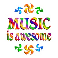 <b>MUSIC IS AWESOME</B>