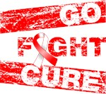 Oral Cancer Go Fight Cure Shirts