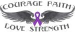 Fibromyalgia Courage Wings