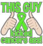 Lymphoma This Guy Kicked Cancer Shirts