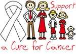 Retinoblastoma Support A Cure Shirts