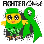 Bile Duct Cancer Fighter Chick Shirts