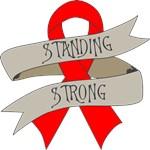Heart Disease Standing Strong Shirts