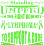 Lymphoma Standing United Shirts