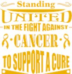 Appendix Cancer Standing United Shirts