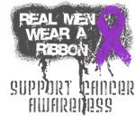 Leiomyosarcoma Real Men Wear a Ribbon Shirts