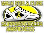 Testicular Cancer Walk For A Cure Shirts