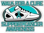 Peritoneal Cancer Walk For A Cure Shirts