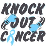 Knock Out Prostate Cancer Shirts