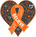 Leukemia Believe Shirts